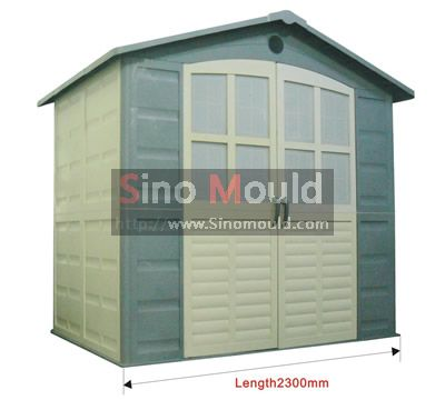 plastic house Mould_65