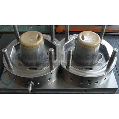 Round painting bucket mould_336