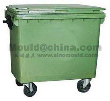 industrial garbage bin mould_235