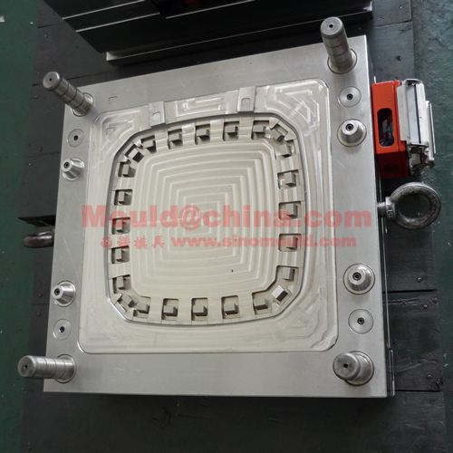 daily use garbage bin mould_455
