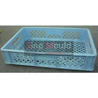 600x400x120mm Crate Mould_209