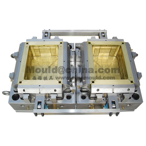 300x400x160mm Crate Mould_213