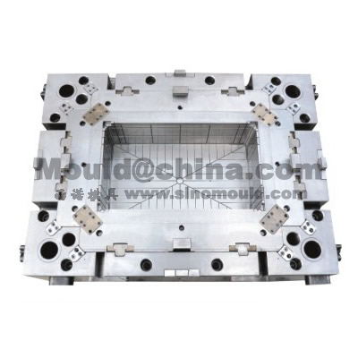disposable Crate Mould_251