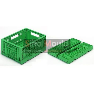 Foldable Crate Mould_216
