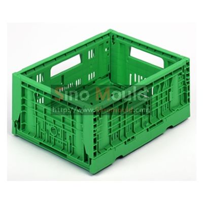 foldable Crate Mould_215