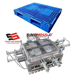 Logistics Tray Injection Mould