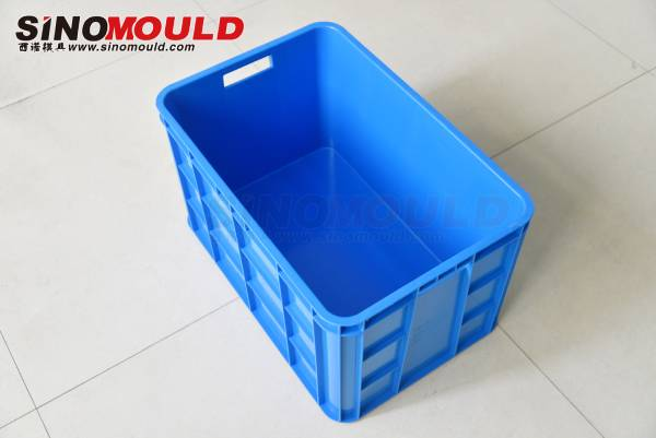 Fish Crate Mould-Sino Mould