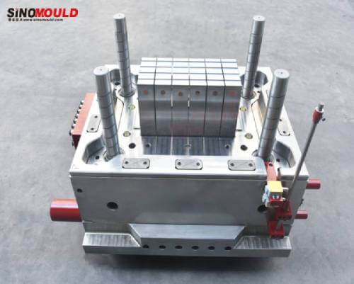 plastic battery box mould-Sino Mould
