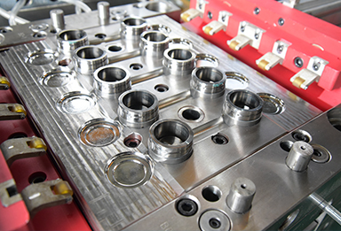 Flip-top Cap Mould
