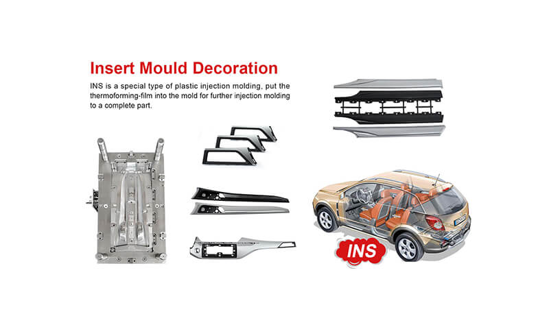 Plastic Injection Mould - INS Technology