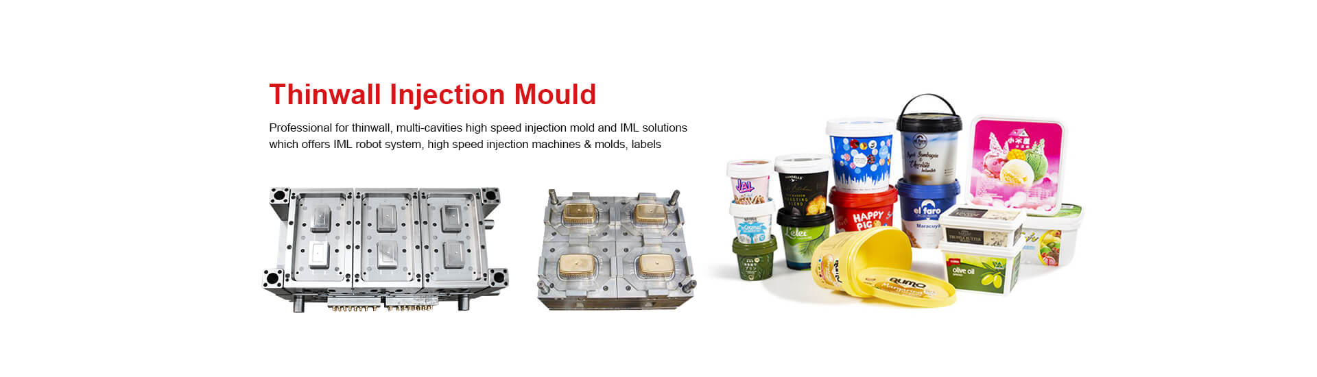 Plastic Injection Mould Graphic