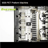 650t PET Preform Machine