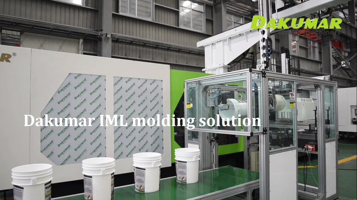 20L IML painting bucket production line