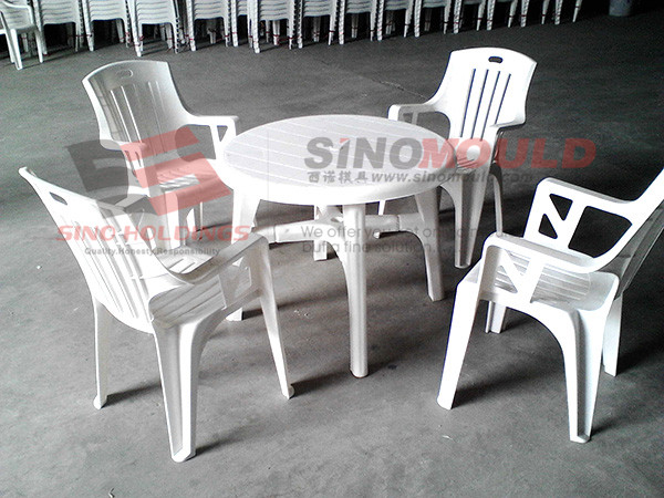 Plastic Table Mold Turkey Service