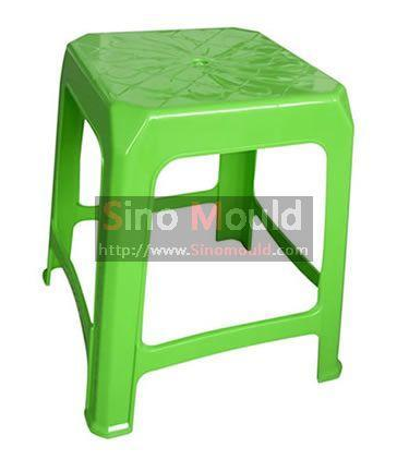 Plastic Injection Stool Mold Solution