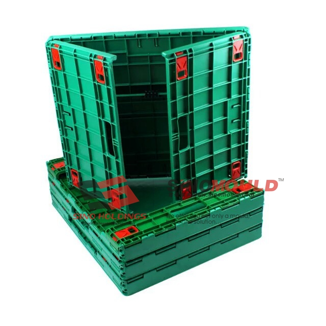 Foldable Crate Solutions