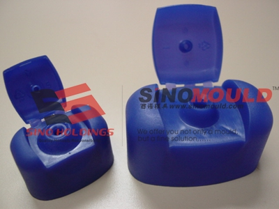 flip top cap mould maker China